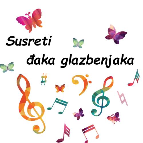 Susreti đaka glazbenjaka